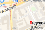 Схема проезда до компании Эстет в Харькове