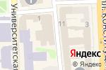 Схема проезда до компании Музыкальный центр в Харькове