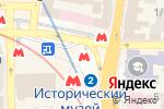Схема проезда до компании Бекетов О.В., ЧП в Харькове
