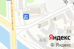 Схема проезда до компании Лагуна в Харькове