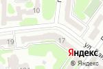 Схема проезда до компании Ledlife в Харькове
