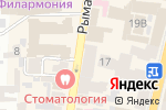 Схема проезда до компании Нотариус Глуховцева Н.В. в Харькове