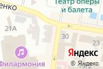 Схема проезда до компании Клумба в Харькове
