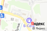 Схема проезда до компании RAMAUTO в Харькове