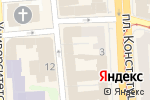 Схема проезда до компании Нотариус Мусиенко Е.И. в Харькове