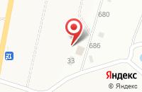 Схема проезда до компании Александрия в Щетинке