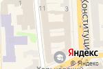 Схема проезда до компании Коловорот в Харькове