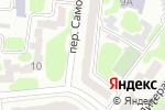 Схема проезда до компании ВелоКот и СнегоКот в Харькове