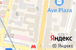 Схема проезда до компании Euro Tourist Group в Харькове