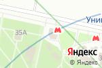 Схема проезда до компании Office Kits в Харькове