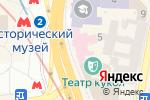 Схема проезда до компании Маритур travel в Харькове