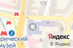 Схема проезда до компании Roza.kh.ua в Харькове