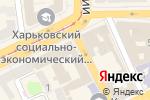 Схема проезда до компании Protest Coreshop в Харькове
