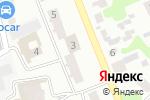 Схема проезда до компании Почтовое отделение №166 в Харькове