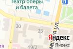 Схема проезда до компании Ейгон Лайф Україна, ПрАТ в Харькове