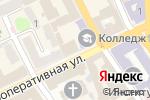 Схема проезда до компании Нотариус Чуева Е.Д. в Харькове
