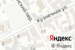 Схема проезда до компании Харківська інвестиційна агенція нерухомості, ТОВ в Харькове