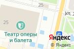 Схема проезда до компании MyShop в Харькове