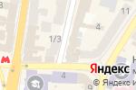 Схема проезда до компании Сбербанк, ПАО в Харькове