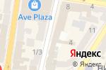 Схема проезда до компании Клуб путешественников в Харькове
