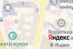 Схема проезда до компании Studio OK в Харькове