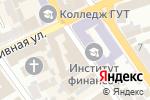 Схема проезда до компании Wallaby в Харькове