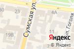 Схема проезда до компании Жасмин в Харькове