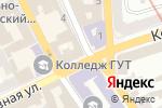 Схема проезда до компании Basket в Харькове