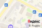 Схема проезда до компании Fortis в Харькове