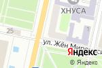 Схема проезда до компании Enjoy в Харькове