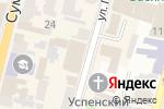 Схема проезда до компании Agentura в Харькове