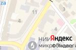 Схема проезда до компании Style line в Харькове
