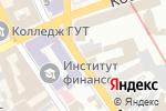 Схема проезда до компании Одуван в Харькове