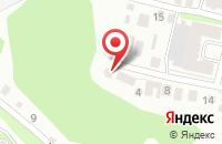 Схема проезда до компании Климовск-авто в Подольске