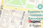 Схема проезда до компании Сіт Консалт, ТОВ в Харькове