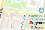 Схема проезда до компании Почтовое отделение №57 в Харькове