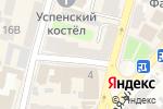 Схема проезда до компании Шарм в Харькове