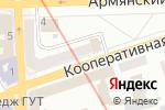 Схема проезда до компании Universal Bank в Харькове