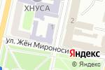 Схема проезда до компании Харківський національний університет ім. В.Н. Каразіна в Харькове