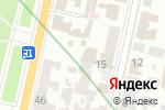 Схема проезда до компании Metropolis Travel в Харькове