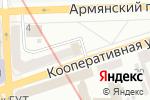 Схема проезда до компании Южкабельсервис в Харькове