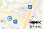 Схема проезда до компании Позитив+ в Харькове