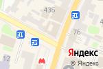 Схема проезда до компании ЛОМБАРД КАПИТАЛ, ПТ в Харькове