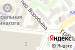 Схема проезда до компании Car Sound в Харькове