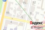 Схема проезда до компании Russo turisto в Харькове