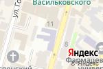 Схема проезда до компании Інститут дерматологіі та венерологіі НАМН України в Харькове