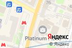 Схема проезда до компании ДАРИТЕТ в Харькове