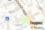 Схема проезда до компании Samsung в Харькове