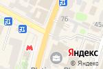 Схема проезда до компании Свадебный салон-ателье Андрея Коваленко в Харькове