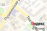 Схема проезда до компании Четыре стихии в Харькове